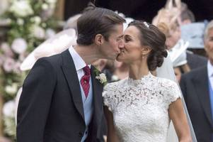 Pippa Middleton's husband James makes poignant tribute to dead brother in speech