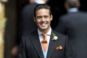 spencer matthews is unlikely star of pippa middleton's wedding as americans swoon over the 'hot brother-in-law'