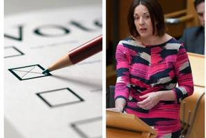 young scots feel alienated from political system and even labour leader kezia dugdale didn't vote until she was 23