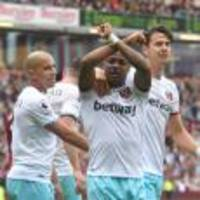 Andre Ayew ensures West Ham finish campaign on winning note
