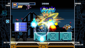 Mighty Gunvolt Burst coming to Nintendo Switch in June