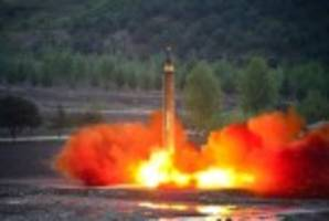 North Korea Tests Second Missile, Seoul Says Dashes Hopes for Peace