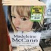 bookshop puts inappropriate sticker on book about missing girl madeleine mccann