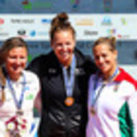 canoeing coach didn't predict four gold medals