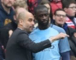 yaya toure in the dark over new contract but says 'i want to retire at man city'