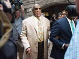bill cosby arrives for jury selection in sex assault trial