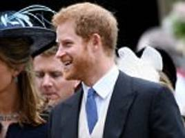 Camerawoman calls Prince Harry 'the ginger one'