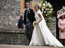 Pippa Middleton likened to a dog in the best man's speech