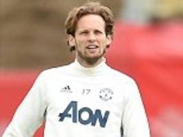 Man United's Blind says they can't underestimate Ajax