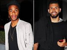 Manchester City hit the town at Neighbourhood and LIV