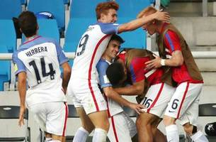 usa u-20s come back twice, tie ecuador at the death in world cup opener