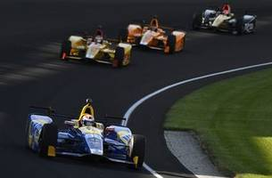 Watch Monday's practice session for the Indianapolis 500