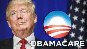 trump saves obamacare again... for now