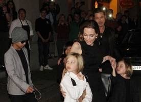 Angelina Jolie and Brad Pitt Are Ready to Start Co-Parenting Their 6 Kids