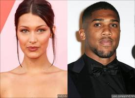 Bella Hadid Has Her Eyes on Boxer Anthony Joshua Following The Weeknd Split