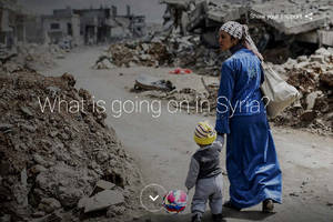 google explains the syrian refugee crisis with a new interactive website