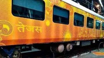 High speed Tejas Express to be flagged off today