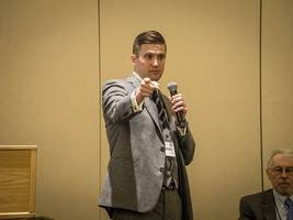 white nationalist richard spencer ousted from alexandria gym after woman called him a nazi