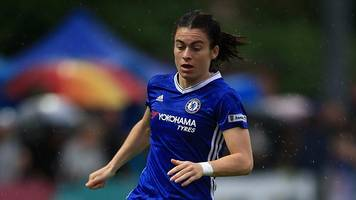 watch the goals: carney stars for chelsea in this week's wsl