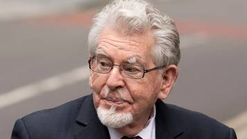 Rolf Harris appears in court for indecent assault trial