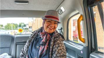 Snapshots of Edinburgh Festival taxi passengers for exhibition