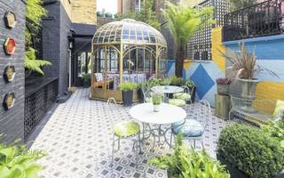 All-weather outdoor furniture ideas for British summertime