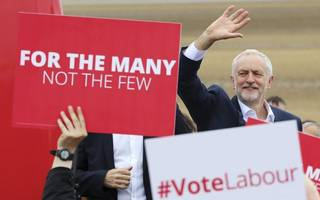 general election 2017: tory lead slashed in latest poll