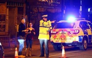 """multiple fatalities following """"explosion"""" at manchester arena"""
