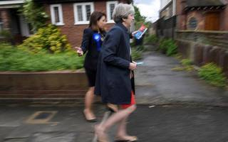 Theresa May signals a u-turn on social care funding plans