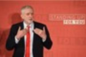 jeremy corbyn in hull: pledge for £1bn culture fund if...