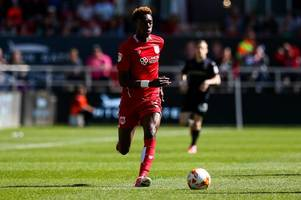 Nigerian Football Federation 'working' on getting passport for Chelsea and former Bristol City striker Tammy Abraham