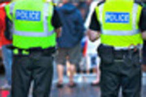 Survey shows 149 Leicestershire Police officers were spat at...