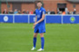 Leicester City's Elliott Moore gets England call-up