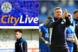 Live Leicester City news: Bournemouth reaction, Elliott Moore...