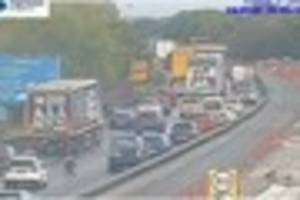 Appeal for witnesses after motorcyclist killed in accident on M6
