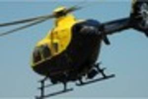 Three arrested after police chase ends on Burslem Golf Course