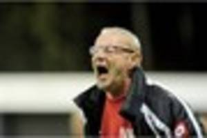 Leek Town manager Neil Baker happy to be back at Harrison Park