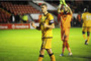 Michael Brown says Port Vale beat Northampton's wage offer to Sam...