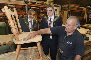 Raise a toast(er) to that! Furniture Recycling Project celebrates transforming 250,000 household items destined for the skip