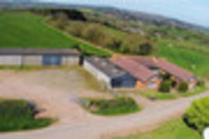 Opportunity to bid for Devon farm tenancy for first time in 20...