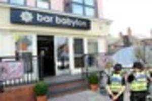 Two men injured after being 'glassed' in Cleethorpes' Bar Babylon