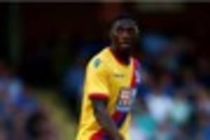 Crystal Palace forward savours special moment against Manchester...