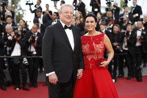 al gore at cannes: 'trump cannot stop the solutions to the climate crisis'