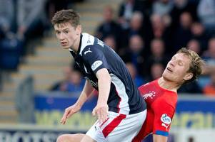 former falkirk starlet conor mcgrandles signs on with mk dons