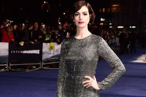 hollywood star anne hathaway was at acting crossroads - then something weird and wonderful came her way