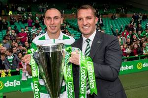 Where does Celtic star Scott Brown rank in list of club's most decorated captains?