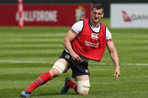 captain sam warburton claims: 'i am fully fit and ready to face new zealand' in major lions boost