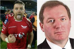 controversial irish pundit calls scarlets 'the west ham of the pro12' after stunning win against leinster