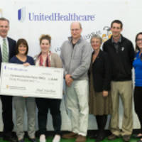 UnitedHealthcare Awards $30,000 Grant to Fanwood-Scotch Plains YMCA to Encourage Children's Physical Activity and Exercise