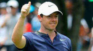 rory mcilroy's car goes on the market